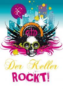 Der Keller Rockt mit DJ Wolle