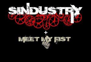 Metal Night mit SINDUSTRY & Meet my Fist & Anonyom
