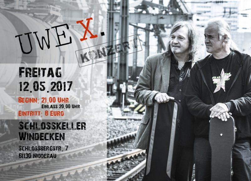 Uwe X. (Singer Songwriter)