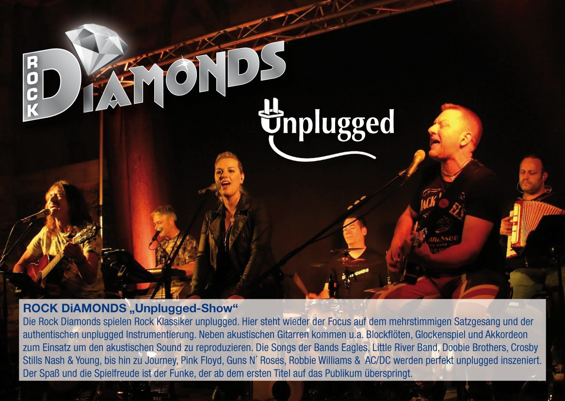 ABGESAGT: Rock Diamonds Unplugged