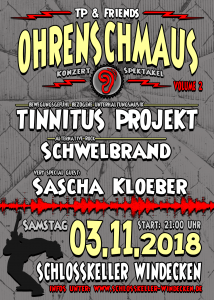 Tinnitus Project & Friends Vol II (Punk / Alternative)