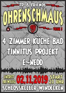 Tinnitus Project & Friends Vol III (Punk / Alternative)