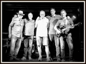 Ian Browne Band (fetziger Blues Rock)