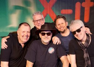 "X-it ""Manfred Mann's Mash Band"""