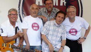 ALMA MATER (Rock - Pop der 70r und 80er)