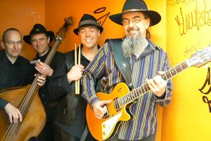 Rattlesnake Blues Band - Swingy souly funky Blues aus Hessen