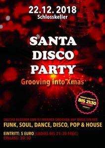 Santa Disco Party