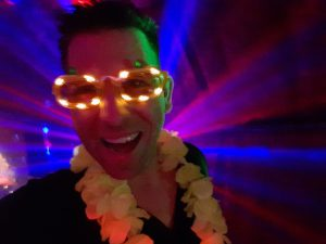 Faschings Disco Party mit DJ Wolle