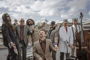 Iso Herquist og hele Banden (Acoustic Skiffle-Funk & Fun)