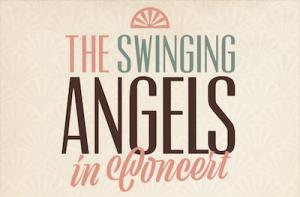 Sonntags: Swinging Angels (Swing der 1930er und 40er)