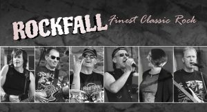 ROCKFALL Band (Finest Classic Rock)