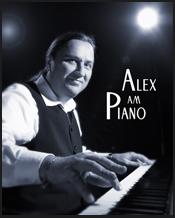Sommermusik im Schlossgarten: Alex am Piano (Blues/Rock`n Roll)