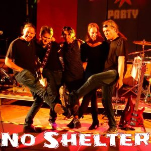 Jam Session - Opener: No Shelter